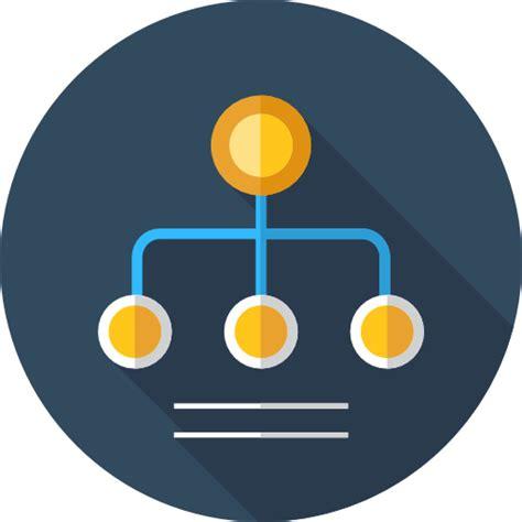 business interface diagram organized seo  web
