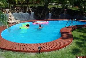 construire sa piscine exterieure en 10 photos explicatives With lovely amenagement terrasse piscine exterieure 3 piscine exterieur 90 photos et idees inspirantes