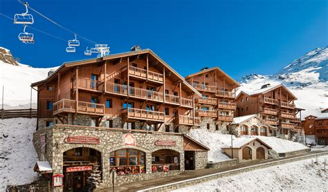chalet balcons val thorens location chalet val thorens