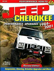 Jeep Cherokee Manual Book Performance Upgrades Zappe Off