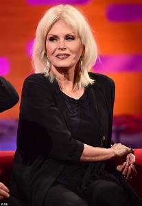 Joanna Lumley discusses her and Leonardo DiCaprio's kiss ...