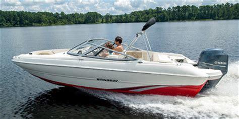 Stingray Boat Values by 2016 Stingray Boat Co 204lr Standard Equipment Boat