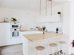 Ikea Cuisine Blanche : construction maison notre cuisine blanche et pur e avis ikea lifestyle mode ~ Melissatoandfro.com Idées de Décoration