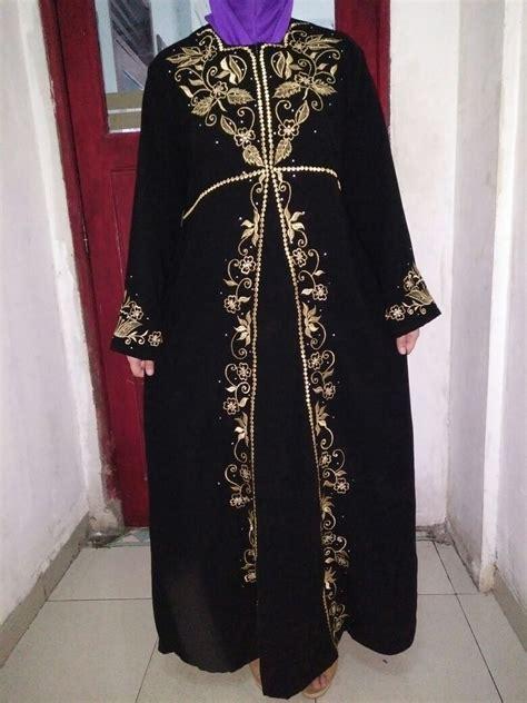 Harga Gamis Merk Aqila grosir abaya arab murah abaya batik kombinasi harga abaya