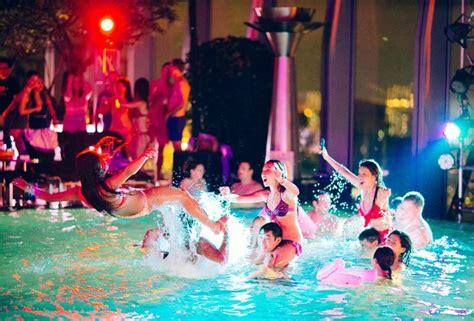 worlds  pool parties miami st tropez  las