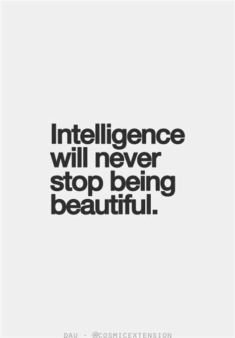 Quotes About Intelligence Being Attractive