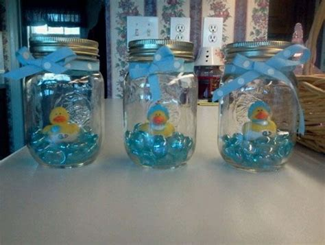 30 diy baby shower ideas for boys diy baby shower decorations jars decor and rubber duck