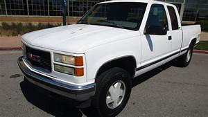 1996 White Gmc Sierra 4x4 Walkaround
