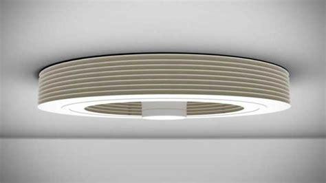 bladeless ceiling fan dyson design decoration