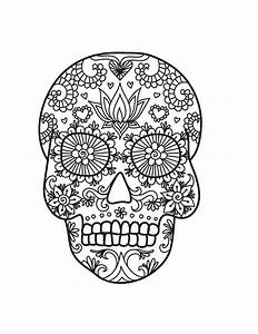 Crane Mexicain Dessin : masque crane mexicain image colorier gratuite ~ Melissatoandfro.com Idées de Décoration
