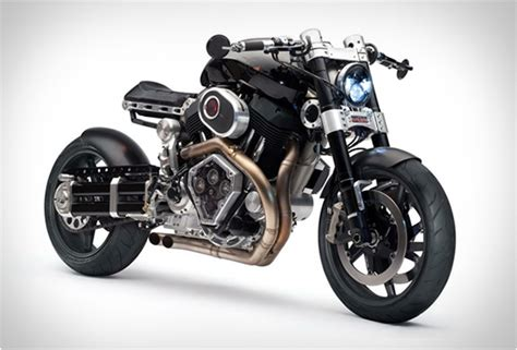 By Confederate Motorcycles