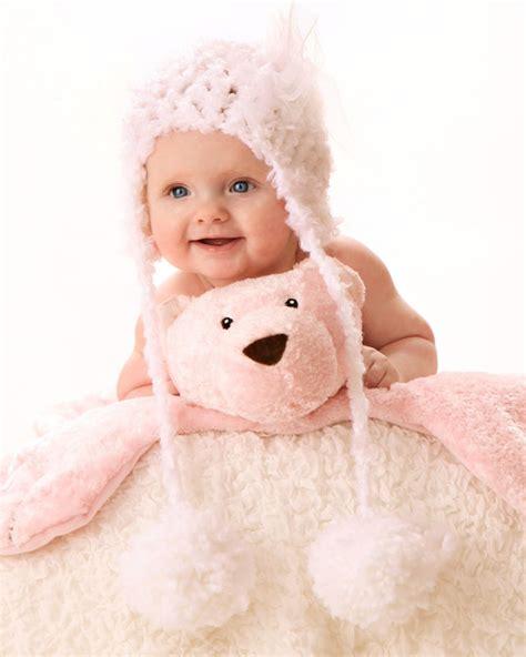 Newborn Photo Prop, Crochet Baby Hat  Baby Grace