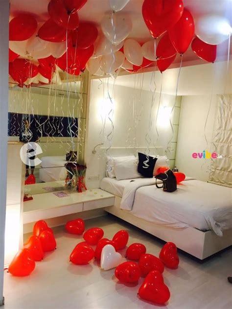heart shape helium balloons  home surprise hyderabad