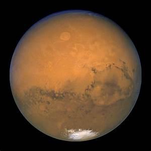 HubbleSite - Picture Album: Hubble's Closest View of Mars ...