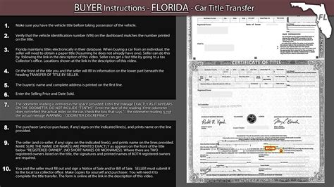 Can You Order A Car Title Online