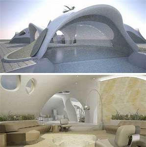 Binishell House Designs, Green Ideas in Architectural