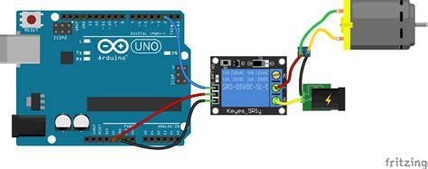 arduino relay module interface mechatrofice
