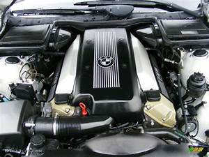 2003 Bmw 5 Series 540i Sedan 4 4l Dohc 32v V8 Engine Photo