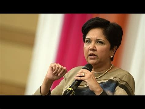 indra nooyi don t support other enough