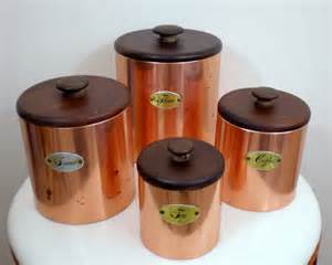 copper kitchen canisters copper kitchen canisters flour sugar coffee tea by chimpcetera