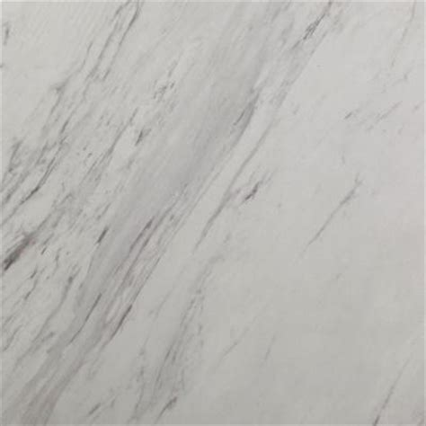 TrafficMASTER 12 in. x 12 in. Peel and Stick Carrara