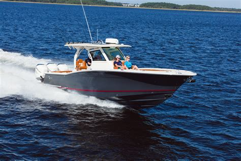 Scout Boats Ceo by Scout Boats Unveils Innovations New Models At Dealer