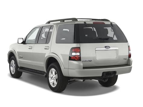2009 Ford Explorer Reviews And Rating