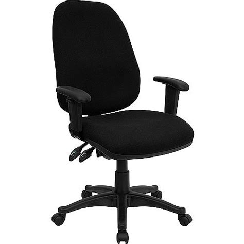ergonomic computer chair with height adjustable arms