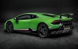 2017 Lamborghini Huracan Performante - Wallpapers and HD
