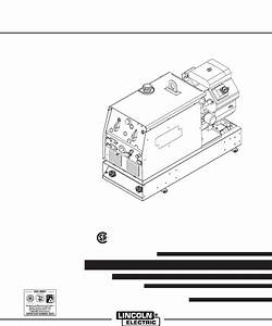 Download Lincoln Electric Welder 10 000 Plus Manual And