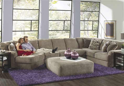 malibu taupe pc laf piano wedge sectional louisville