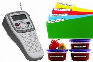 999 reg 26 brother hand held label maker free With free shipping label maker