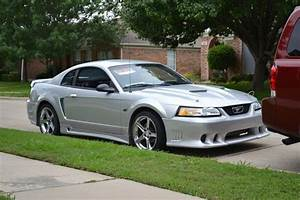 Purchase used 2000 Ford Mustang GT Coupe 2-Door 4.6L Saleen Body Kit in Frisco, Texas, United ...
