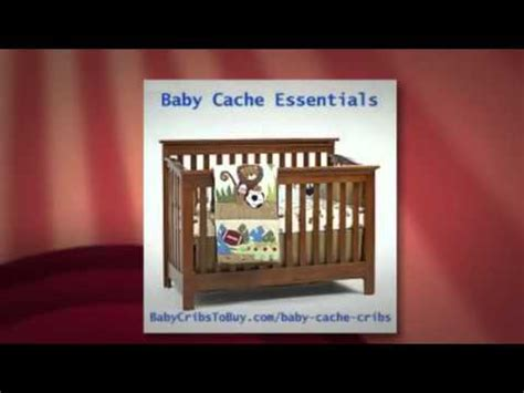 baby cache cribs youtube