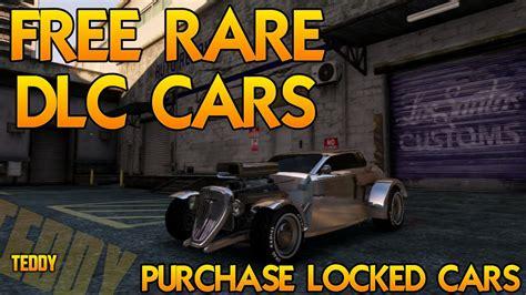 Free Rare Dlc Cars