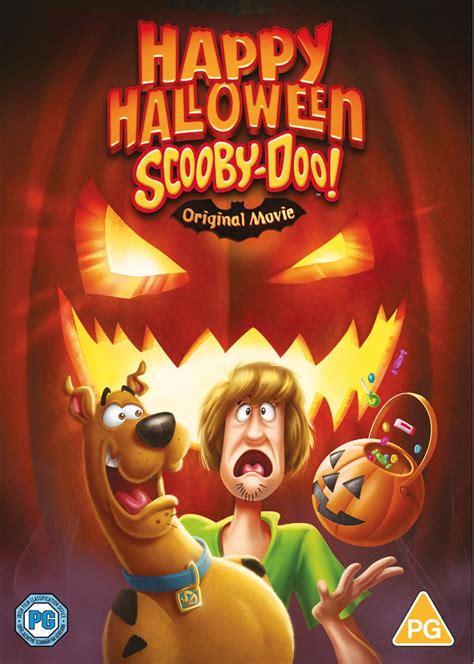 scooby doo happy halloween scooby doo dvd