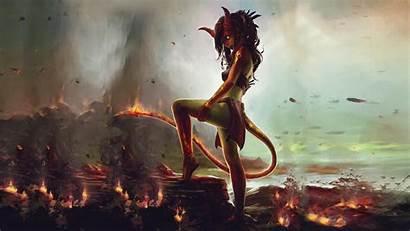 Demon Devil Succubus Wallpapers