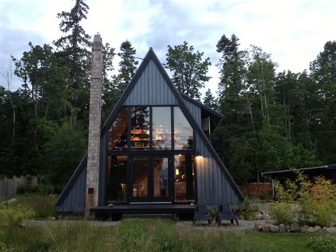 genius aframe house plans 30 amazing tiny a frame houses that you ll actually want
