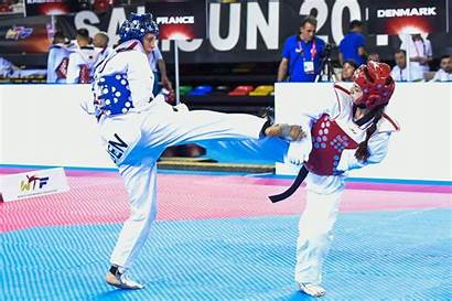 Taekwondo Championships Titles Russia Win Double Paralympic