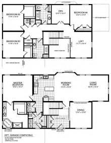 5 bedroom floor plans modular housing construction solstice series floor plans