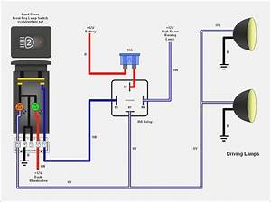 Auxiliary Light Wiring Diagram  U2013 Moesappaloosas Com