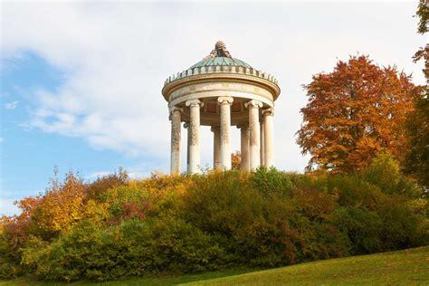 Englischer Garten München by Englischer Garten Mit Monopteros Tempel M 252 Nchen