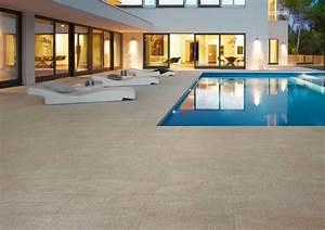 carrelage exterieur 50 idees pour votre patio ou terrasse With carrelage pour piscine exterieur