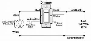 Leviton Single Pole Dimmer Switch Wiring Diagram