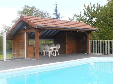 Pool House En Kit Conception Et Installation D Abris Et Pool House 224 Cublize Dans Le Rh 244 Ne