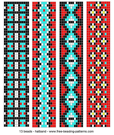 Native American Loom Beading Patterns Free