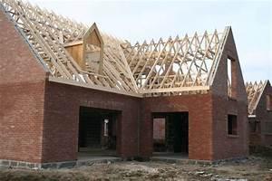 Bois De Charpente Point P : la charpente en une semaine notre future maison ~ Dailycaller-alerts.com Idées de Décoration