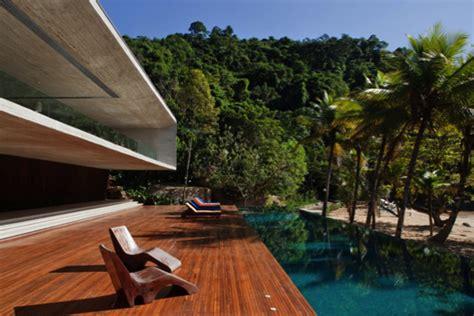 A Stunning House Near Rio De Janeiro Coast :  Paraty House In Rio De Janeiro