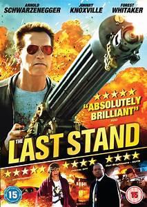 The Last Stand Dvd Zavvi