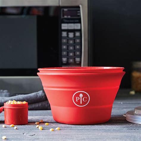 microwave popcorn maker shop pampered chef  site